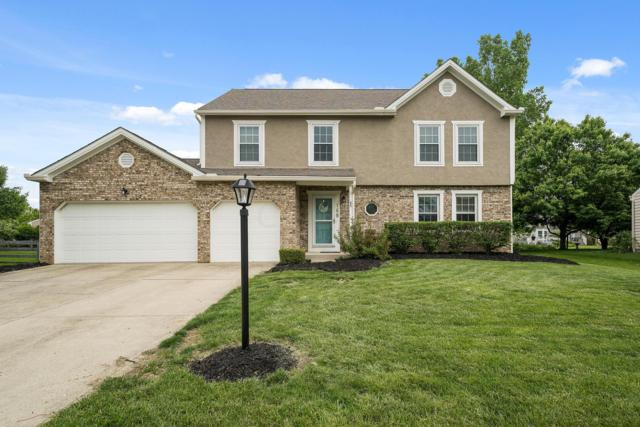 168 Roswell Place, Powell, OH 43065 (MLS #219017715) :: Susanne Casey & Associates