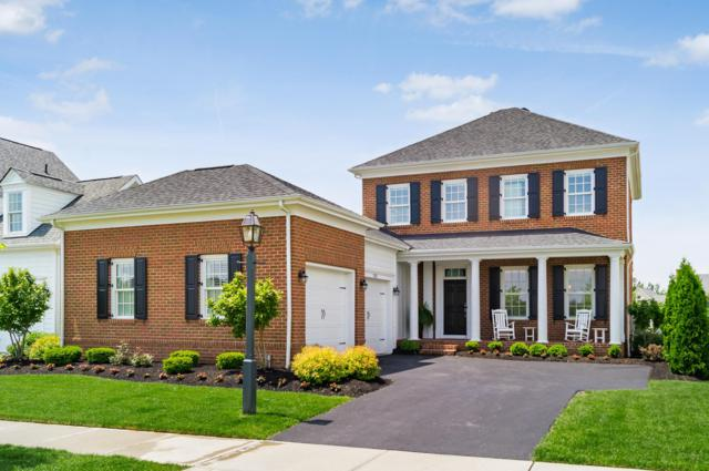 7835 Straits Lane, New Albany, OH 43054 (MLS #219017716) :: The Raines Group