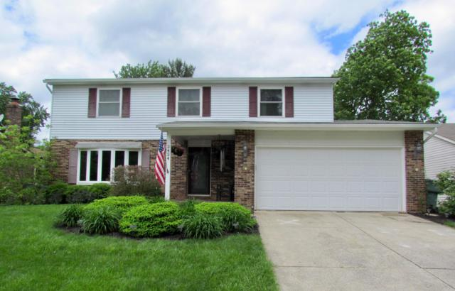 2424 Brigham Drive, Dublin, OH 43016 (MLS #219017717) :: Huston Home Team
