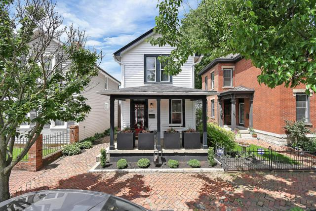 641 Briggs Street, Columbus, OH 43206 (MLS #219017728) :: Brenner Property Group | Keller Williams Capital Partners