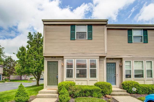7838 Barkwood Drive 15A, Worthington, OH 43085 (MLS #219017783) :: ERA Real Solutions Realty