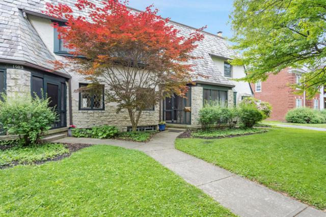 1985 Suffolk Road, Columbus, OH 43221 (MLS #219017867) :: Shannon Grimm & Partners