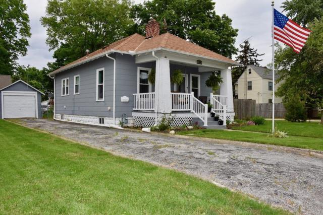 128 Fellows Avenue, West Jefferson, OH 43162 (MLS #219017874) :: Berkshire Hathaway HomeServices Crager Tobin Real Estate