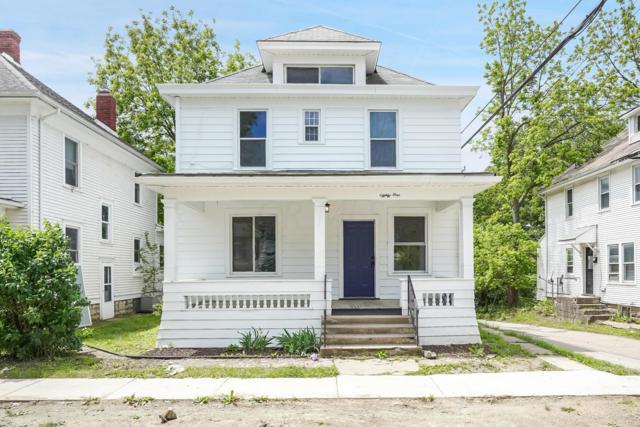 81 N 8th Street, Newark, OH 43055 (MLS #219017891) :: Brenner Property Group | Keller Williams Capital Partners