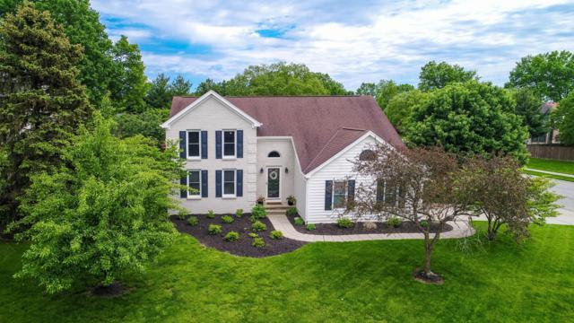 320 Village Ridge Drive, Powell, OH 43065 (MLS #219017905) :: The Raines Group