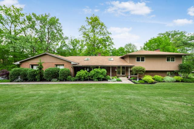 1950 Carriage Road, Powell, OH 43065 (MLS #219017918) :: The Raines Group
