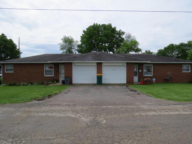 293-295 W Pearl Street, West Jefferson, OH 43162 (MLS #219017935) :: Berkshire Hathaway HomeServices Crager Tobin Real Estate