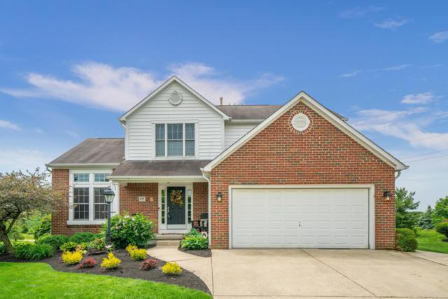 1772 Whites Court, Lewis Center, OH 43035 (MLS #219017952) :: Berkshire Hathaway HomeServices Crager Tobin Real Estate
