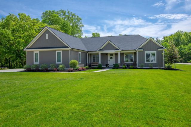 2341 Wildcat Run Court, Powell, OH 43065 (MLS #219017953) :: The Raines Group