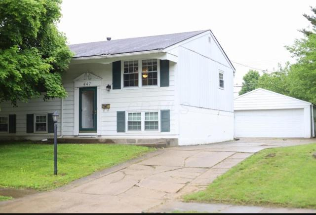 447 Canfield Drive, Columbus, OH 43230 (MLS #219017960) :: Huston Home Team