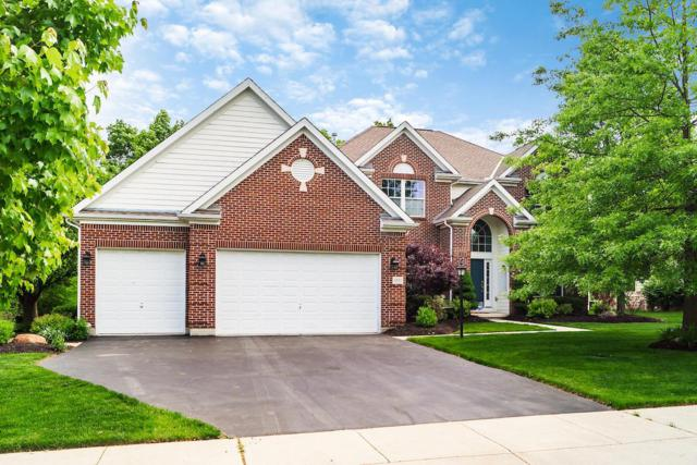 5855 Harrow Glen Court, Galena, OH 43021 (MLS #219017997) :: Brenner Property Group | Keller Williams Capital Partners