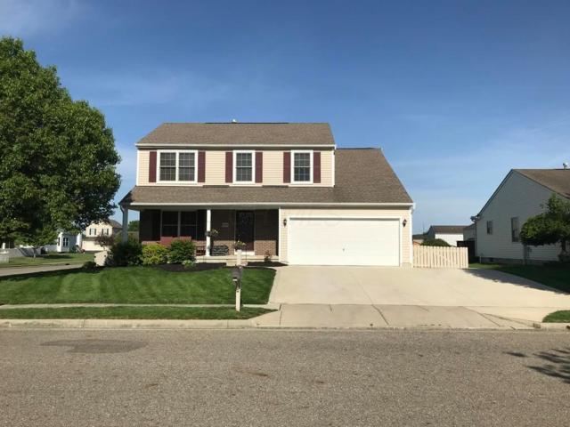 1510 E Quail Run Drive, Newark, OH 43055 (MLS #219017998) :: Brenner Property Group | Keller Williams Capital Partners