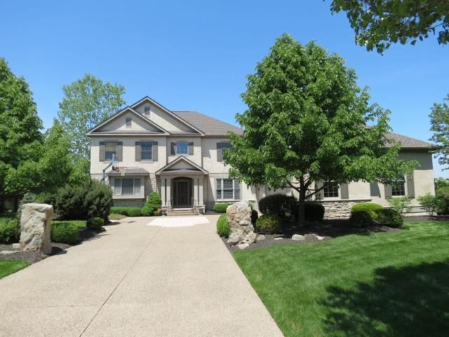 6670 Traquair Place, Dublin, OH 43016 (MLS #219018013) :: The Clark Group @ ERA Real Solutions Realty