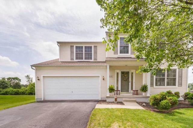 218 Vista Ridge Drive, Delaware, OH 43015 (MLS #219018015) :: Brenner Property Group | Keller Williams Capital Partners
