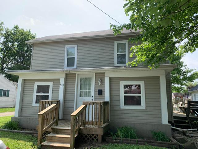 833 3rd Street, Lancaster, OH 43130 (MLS #219018135) :: Brenner Property Group | Keller Williams Capital Partners