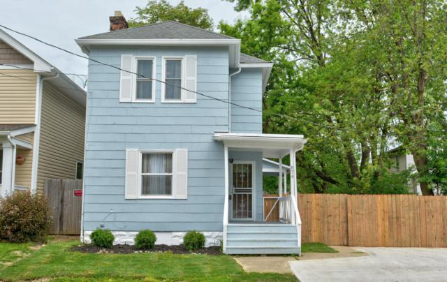 874 Wager Street, Columbus, OH 43206 (MLS #219018160) :: Shannon Grimm & Partners