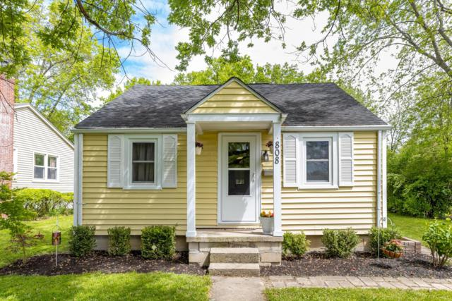 808 W 9th Street, Marysville, OH 43040 (MLS #219018163) :: Brenner Property Group | Keller Williams Capital Partners