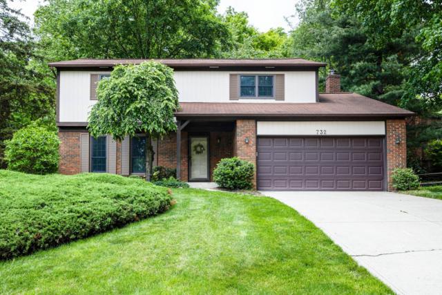 732 Cherrington Road, Westerville, OH 43081 (MLS #219018168) :: Signature Real Estate