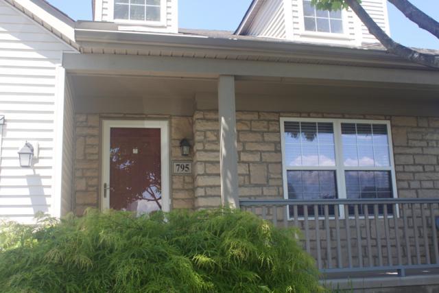 795 Orange Tree Court, Blacklick, OH 43004 (MLS #219018224) :: CARLETON REALTY