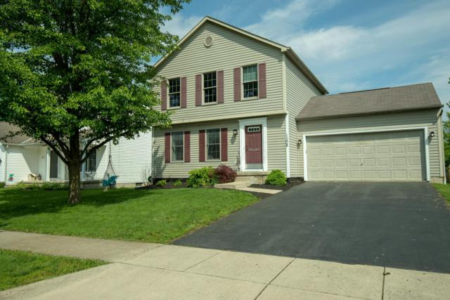 1208 Nutmeg Drive, Marysville, OH 43040 (MLS #219018227) :: Brenner Property Group | Keller Williams Capital Partners