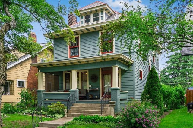 116 E Tulane Road, Columbus, OH 43202 (MLS #219018234) :: Brenner Property Group | Keller Williams Capital Partners