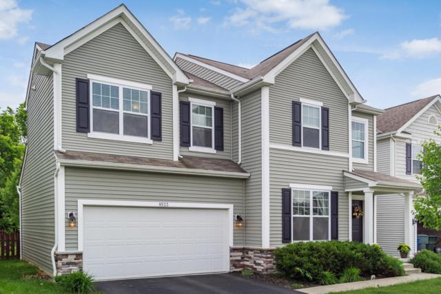 8523 Haleigh Woods Drive, Blacklick, OH 43004 (MLS #219018235) :: Keller Williams Excel