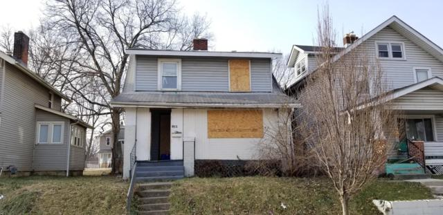 811 Lilley Avenue, Columbus, OH 43205 (MLS #219018279) :: CARLETON REALTY