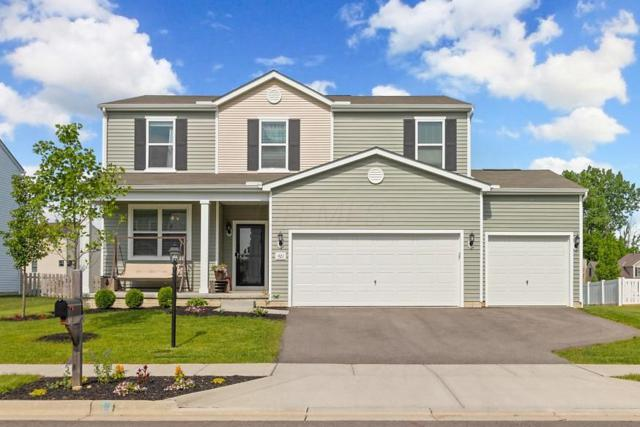 921 Poppleton Place S, Pataskala, OH 43062 (MLS #219018339) :: The Clark Group @ ERA Real Solutions Realty