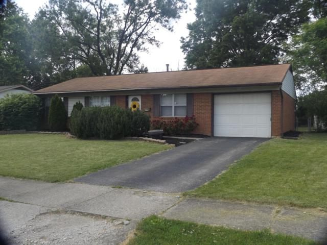 150 Huber Village Boulevard, Westerville, OH 43081 (MLS #219018366) :: The Clark Group @ ERA Real Solutions Realty