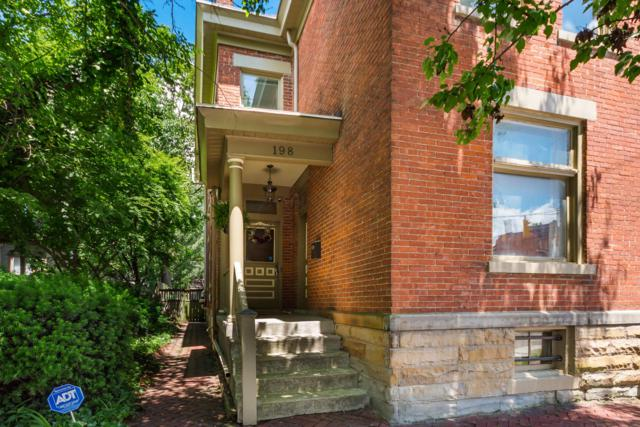 198 Thurman Avenue, Columbus, OH 43206 (MLS #219018520) :: Berkshire Hathaway HomeServices Crager Tobin Real Estate