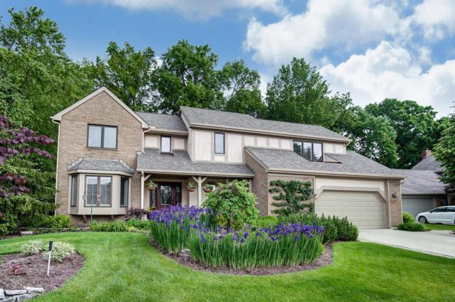 351 Whetstone Drive W, Powell, OH 43065 (MLS #219018548) :: The Clark Group @ ERA Real Solutions Realty