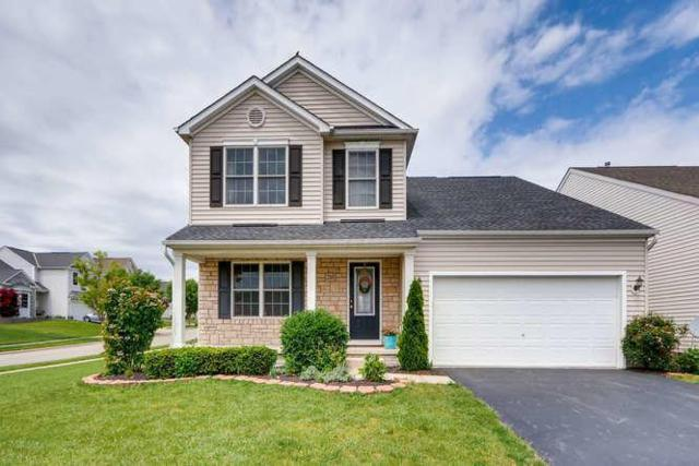 268 Olentangy Meadows Drive, Lewis Center, OH 43035 (MLS #219018559) :: The Clark Group @ ERA Real Solutions Realty