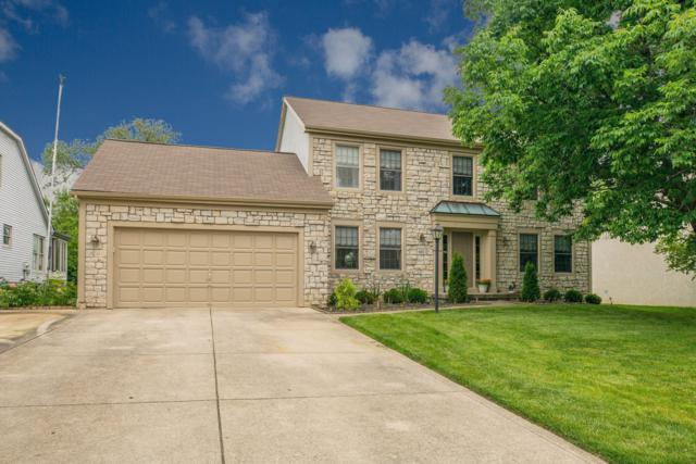 4182 Maystar Way, Hilliard, OH 43026 (MLS #219018575) :: Brenner Property Group | Keller Williams Capital Partners