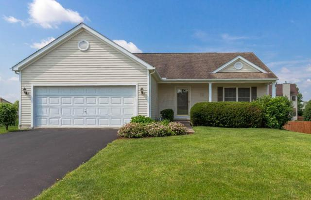 2274 Landcrest Drive, Lancaster, OH 43130 (MLS #219018581) :: The Clark Group @ ERA Real Solutions Realty