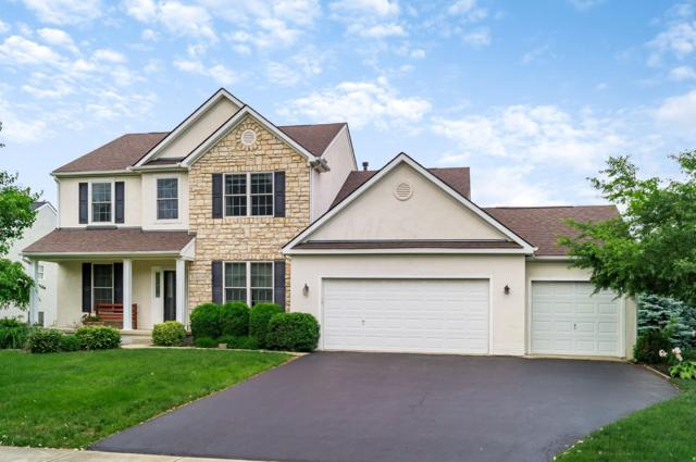 6258 Pollard Place Drive, Hilliard, OH 43026 (MLS #219018592) :: Signature Real Estate