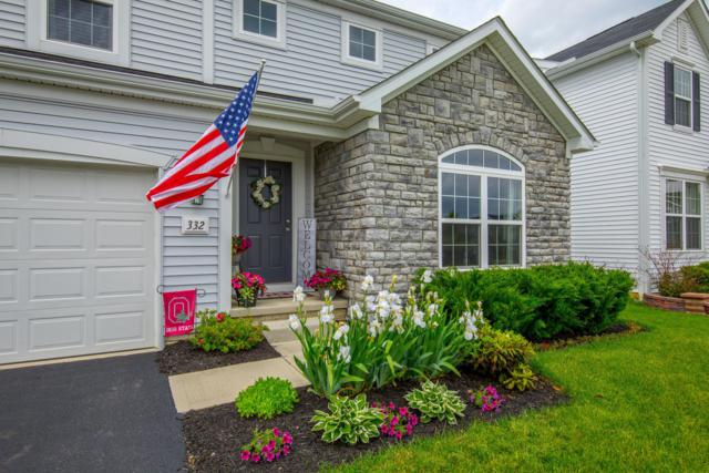 332 Linda Lee Lane, Lewis Center, OH 43035 (MLS #219018607) :: The Clark Group @ ERA Real Solutions Realty