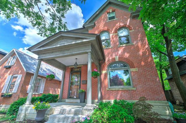 544 S 6th Street, Columbus, OH 43206 (MLS #219018658) :: Berkshire Hathaway HomeServices Crager Tobin Real Estate