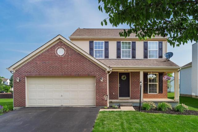 470 Carver Street, Pickerington, OH 43147 (MLS #219018664) :: Signature Real Estate