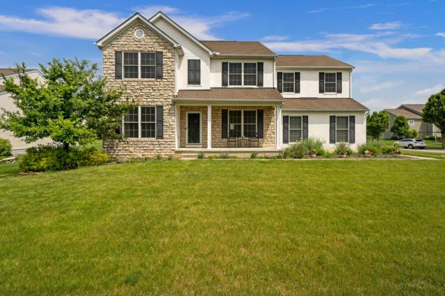 6290 Debidare Court, Hilliard, OH 43026 (MLS #219018723) :: The Clark Group @ ERA Real Solutions Realty