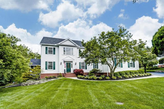 5111 Oakmont Place, Westerville, OH 43082 (MLS #219018761) :: Signature Real Estate