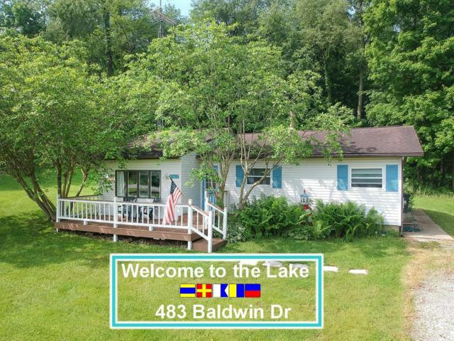 483 Baldwin Drive, Howard, OH 43028 (MLS #219018776) :: Signature Real Estate