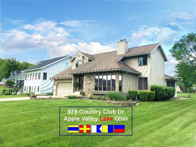 975 Country Club Drive, Howard, OH 43028 (MLS #219018816) :: Signature Real Estate