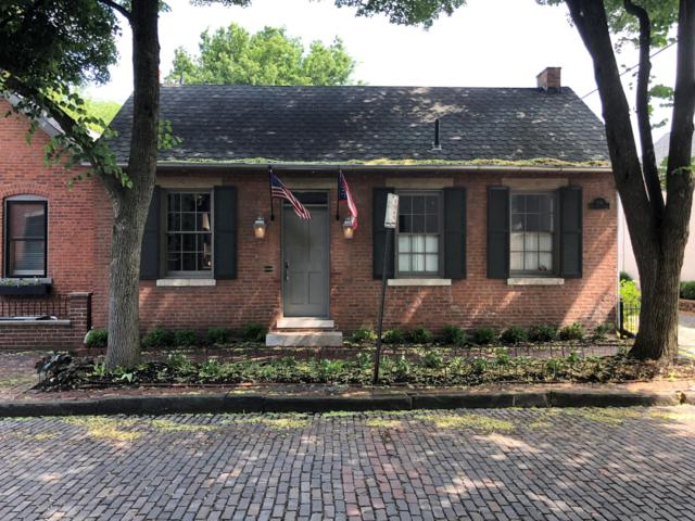 150 E Beck Street, Columbus, OH 43206 (MLS #219018825) :: The Clark Group @ ERA Real Solutions Realty
