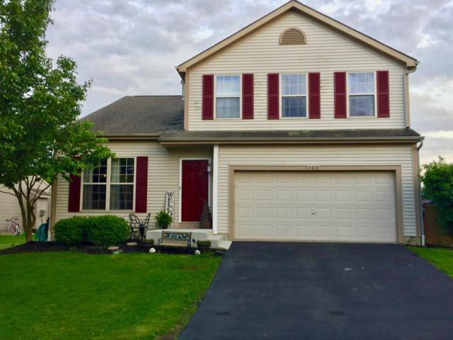 124 Garden Court, Delaware, OH 43015 (MLS #219018846) :: The Clark Group @ ERA Real Solutions Realty