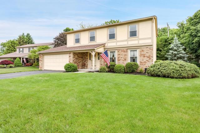 846 Karen Court, Westerville, OH 43081 (MLS #219018898) :: The Clark Group @ ERA Real Solutions Realty