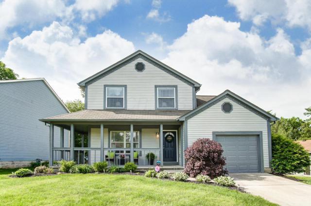 5205 Wagon Wheel Lane, Columbus, OH 43230 (MLS #219018926) :: Berkshire Hathaway HomeServices Crager Tobin Real Estate