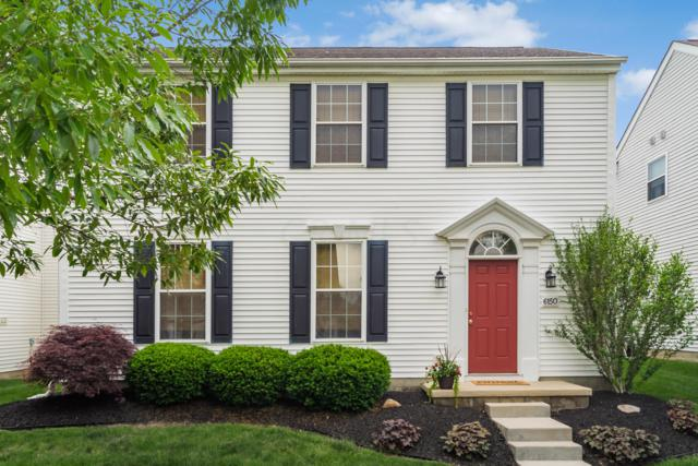 6150 Upper Albany Crossing Drive, Westerville, OH 43081 (MLS #219018934) :: Huston Home Team