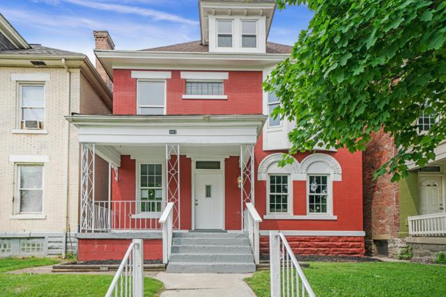347 N Monroe Avenue, Columbus, OH 43203 (MLS #219018937) :: Signature Real Estate