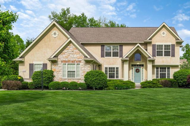 3741 Linda Lou Way, Powell, OH 43065 (MLS #219018941) :: The Clark Group @ ERA Real Solutions Realty