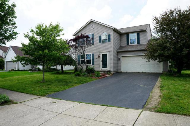 209 Kemperwood Drive, Pataskala, OH 43062 (MLS #219018945) :: The Clark Group @ ERA Real Solutions Realty